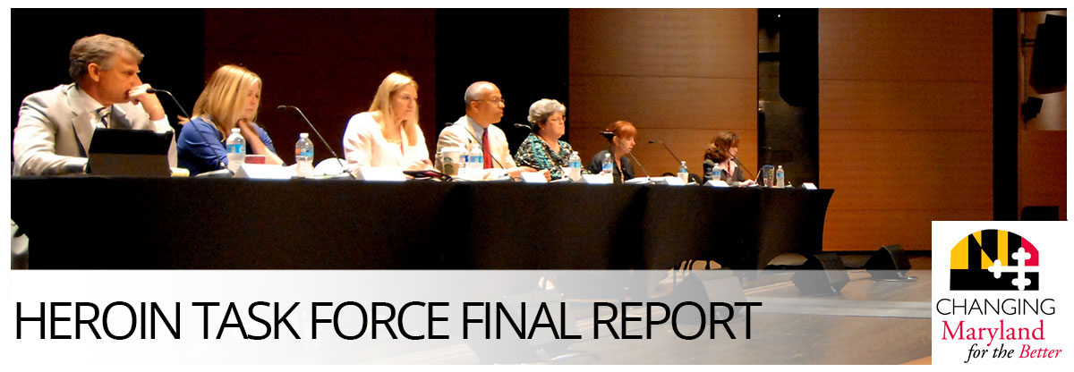 Heroin Task Force Final Report