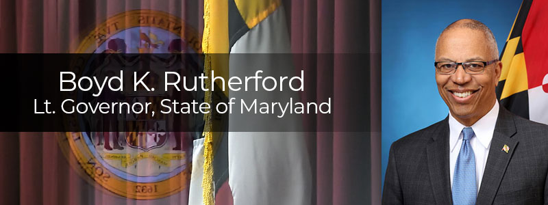 Biography of Lt. Governor Boyd K. Rutherford'