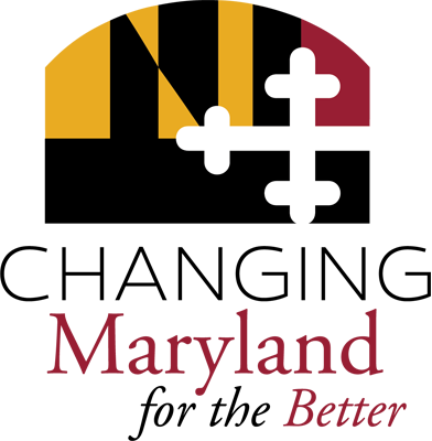 Changing Maryland Logo