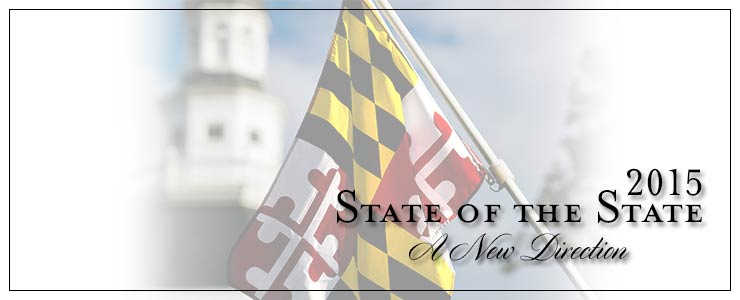 State of the State 2015 - A New Direction