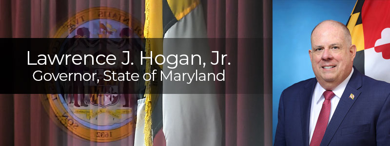 Governor Hogan's Biography