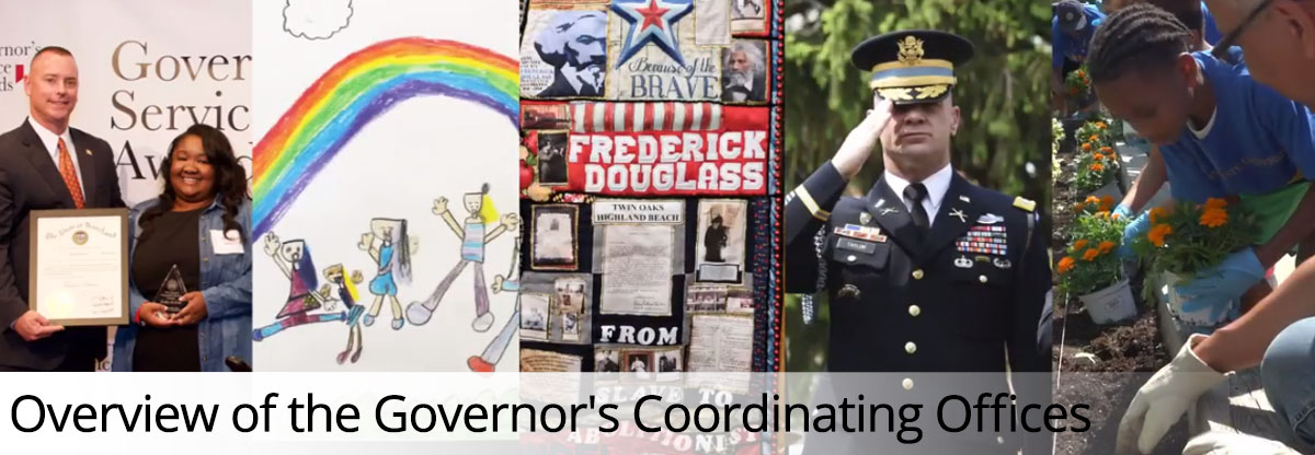 Overview of the Governor's Coordinating Offices